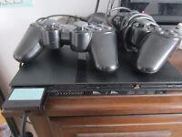 Playstation 2 avec jeux et autre
