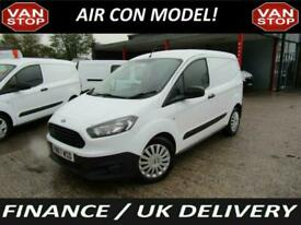 2017 FORD COURIER 1.5 TDCi - EURO 6 - ULEZ COMPLIANT - AIR CON - FINANCE