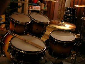 Pearl Session Studios drum SBX model