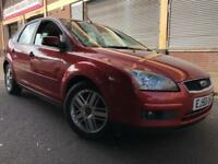 Ford Focus 2007 1.8 TDCi Ghia 5 door F/S/H, HUGE SPEC, SENSORS, TOW BAR, BARGAIN