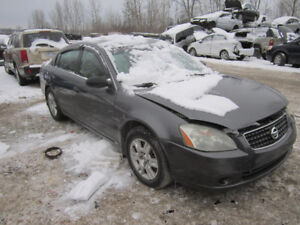 2006 Nissan Altima ** FOR PARTS * INSIDE & OUTSIDE **