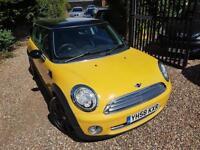 Mini Mini 1.6 ( 120bhp ) ( Chili ) Cooper, Stunning Yellow & Black, FSH, New Mot