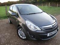2012 VAUXHALL CORSA SE 5 DOOR / AIR CON HATCHBACK PETROL