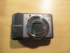 Canon Powershot A2000IS- for parts or repair