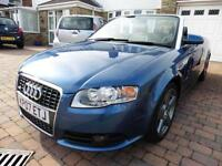 Audi A4 T Fsi S Line 18month warranty on engine PETROL MANUAL 2007/07
