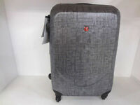 *SWISS GEAR* SW15174 SALZBURG 20in Spinner LUGGAGE - CHARCOAL