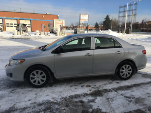 2009 Toyota Corolla - Automatic - Great shape - Available today!
