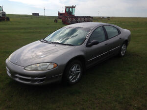 1999 Dodge Intrepid Sedan
