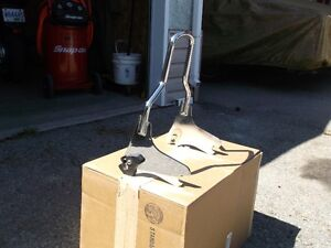 HARLEY QUICK DETACH BACKREST