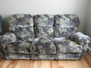 Sofa 3 places Elran
