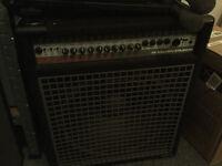 Bass amp gallien-Krueger backline 115