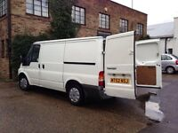 Ford Transit In White For Sale SWB (Low Mileage) Very Clean Van