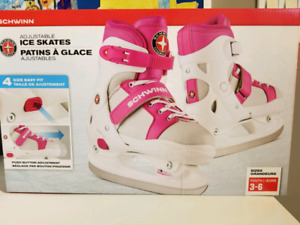 Girls Ice Skates