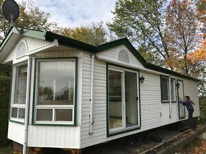 maison mobile 12x35