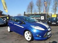 2010 FORD FIESTA S1600 3dr