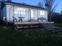 Lovely Home with Stunning Views, Belleisle Bay