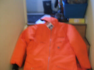 BIG BILL WORK COVERALLS INSLATED NEW  SIZE XL  $60
