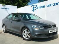 2012 12 Volkswagen Jetta 1.6TDI BlueMotion Tech DSG SE for sale in AYRSHIRE