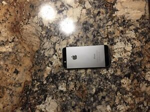 iPhone 5S-Front White/Back Space Grey Kawartha Lakes Peterborough Area image 2