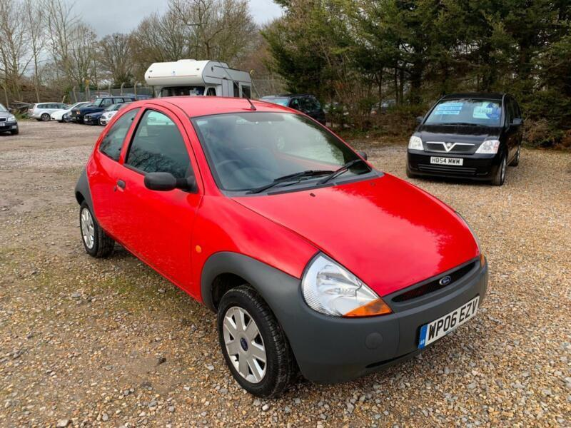 Ford Ka   Style Only Mls From New With Service History