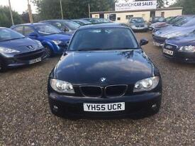 2005 BMW 1 Series 2.0 120d SE 5dr
