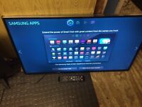 "Samsung 40"" Smart 3D LED Tv 2015 model"