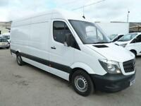 MERCEDES SPRINTER 313 CDI LWB PANEL VAN