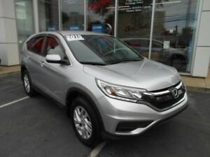 2015 HONDA CR-V SE 7 YEAR 160,000 KMS LIMITED WARRANTY