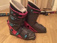 Pair of Rossignol P900 Ski Boots