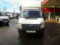 2014 Ford Transit Chassis Cab TDCi 125ps [DRW] CHASSIS CAB Diesel Manual