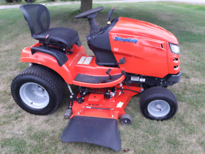 Simplicity Mower | Kijiji - Buy, Sell & Save with Canada's