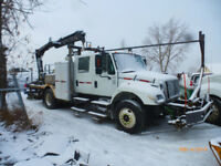 2006 International 7300 Service Truck For Sale ***CALLS ONLY*** Calgary Alberta Preview