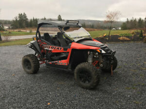 2015 Artic Cat Wildcat 700 XT