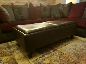 Coffee table / bench / Foot Stool 3 in 1 Bargain