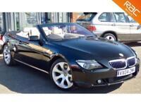2004 04 BMW 6 SERIES 4.4 645CI 2D AUTO 329 BHP HIGH SPEC!