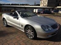 Mercedes-Benz SL500 5.0 auto SL500 - LOW MILES