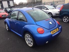 2000 Volkswagen Beetle 1.6 3dr