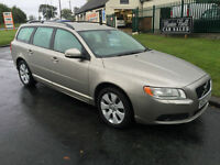 57 VOLVO V70 D5 2.4 112000 MILES FSH VERY WELL LOOKED AFTER CAR