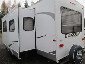 2013 Gulf Stream Kingsport 270 RL Travel Trailer Kitchener / Waterloo Kitchener Area image 3