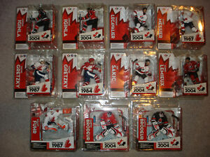 McFarlane NHL Team Canada 2004 Complete Set!