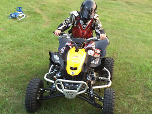 Almost New 2015 Can Am DS450 XMX