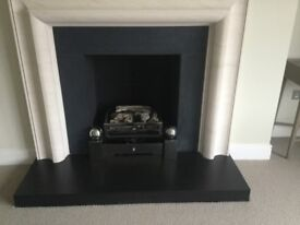 Chesney gas fire insert - barely used