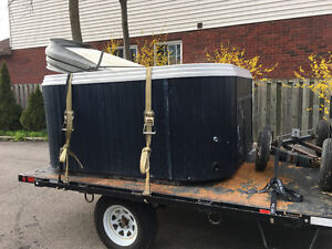 Hot tub moving & disposal new or used hot tubs call the best
