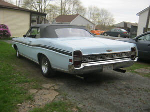 1968 Ford Galaxie XL Ragtop