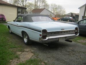1968 Ford Galaxie XL Ragtop