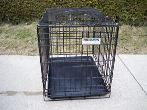DOG CRATE 24 LENGTH X 20 INCHES HIGH X 17 WIDE