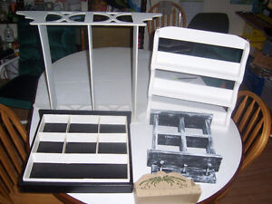 Five Shelves- Priced to sell!!!