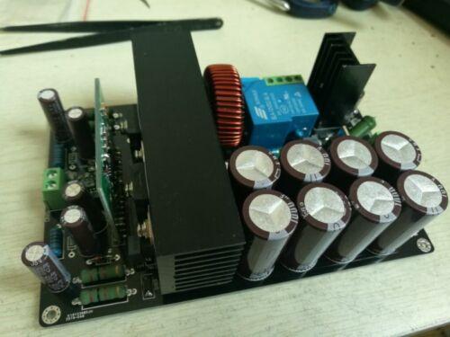 1000W HIFI IRS2092 MOSFET  High-Power Single Channel Digital Amplifier Board