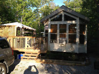 LIVE the MUSKOKA LIFESTYLE for under $63,000