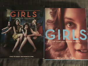 Girls Seasons 1 & 2 on Blu-Ray